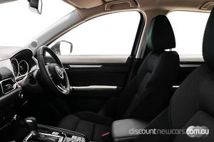 2019 Mazda CX-5 Maxx Sport KF Series Auto i-ACTIV AWD