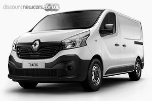 2018 Renault Trafic Trader Life SWB Manual