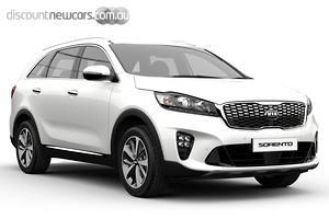 2018 Kia Sorento AO Edition Auto AWD MY19