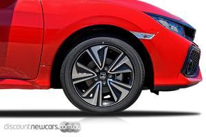 2019 Honda Civic VTi-L Auto MY18