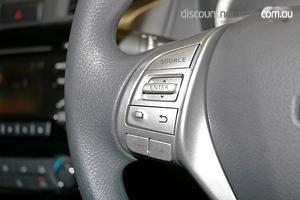2019 Nissan Navara SL D23 Series 3 Manual 4x4 Dual Cab