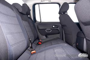 2019 Volkswagen Amarok TDI550 Sportline 2H Auto 4MOTION Perm MY19 Dual Cab