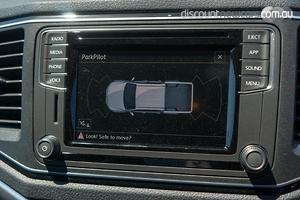 2020 Volkswagen Amarok TDI550 Sportline 2H Auto 4MOTION Perm MY20 Dual Cab