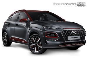 2019 Hyundai Kona Iron Man Edition Auto AWD MY19