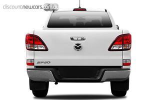 2019 Mazda BT-50 XTR Hi-Rider UR Auto 4x2 Dual Cab
