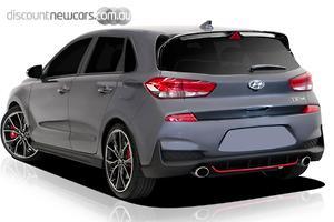 2018 Hyundai i30 N Performance Manual MY18