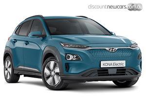 2019 Hyundai Kona electric Launch Edition Auto MY19
