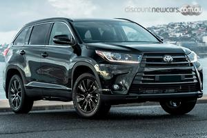 2019 Toyota Kluger Black Edition Auto AWD