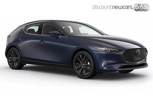 2019 Mazda 3 G25 Astina BP Series Manual