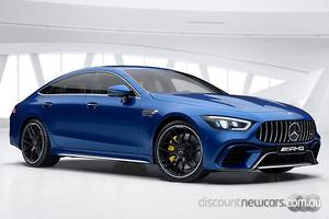 2020 Mercedes-Benz AMG GT 63 S Auto 4MATIC+