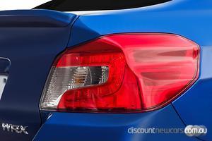2019 Subaru WRX V1 Manual AWD MY19