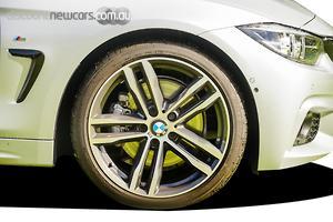 2019 BMW 4 Series 430i M Sport F32 LCI Manual