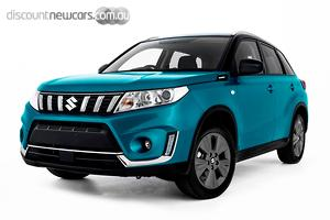 2021 Suzuki Vitara Auto 2WD