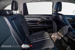2019 Toyota Kluger Grande Auto 2WD