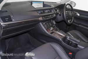 2019 Lexus CT CT200h Sports Luxury Auto