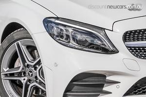 2020 Mercedes-Benz C-Class C200 Auto