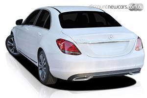 2020 Mercedes-Benz C-Class C220 d Auto