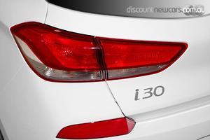 2019 Hyundai i30 Go Manual MY19