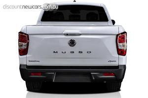 2020 SsangYong Musso Ultimate Auto 4x4 MY20