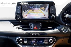 2019 Hyundai i30 Elite Auto MY19