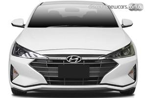 2020 Hyundai Elantra Go Auto MY20
