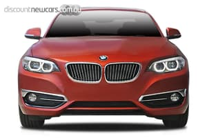 2021 BMW 2 Series 220i Luxury Line F22 LCI Auto