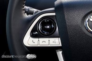 2019 Toyota Prius Auto