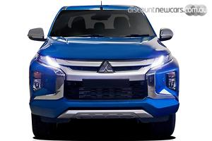 2019 Mitsubishi Triton GLS MR Manual 4x4 MY19 Double Cab