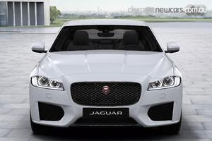 2019 Jaguar XF 20d Chequered Flag Auto MY20