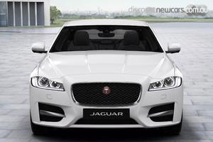 2019 Jaguar XF 30t R-Sport Auto MY20