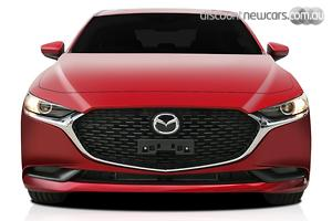 2020 Mazda 3 G20 Pure BP Series Manual