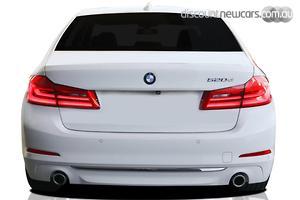 2019 BMW 520d Luxury Line G30 Auto