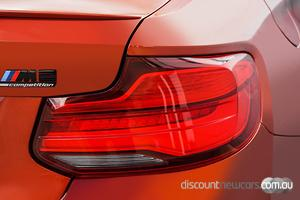 2019 BMW M2 Competition F87 LCI Auto