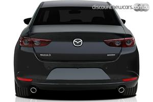 2020 Mazda 3 G20 Touring BP Series Manual