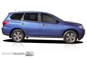 2019 Nissan Pathfinder ST R52 Series III Auto 2WD MY19