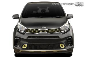 2019 Kia Picanto X-Line Manual MY20
