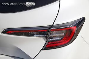 2019 Toyota Corolla Ascent Sport Manual