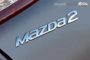 2019 Mazda 2 Maxx DJ Series Manual