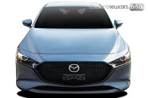 2020 Mazda 3 G25 Evolve BP Series Auto