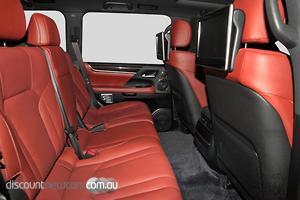 2019 Lexus LX LX570 S Auto 4x4