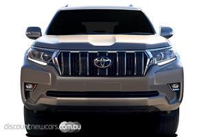 2019 Toyota Landcruiser Prado GXL Auto 4x4