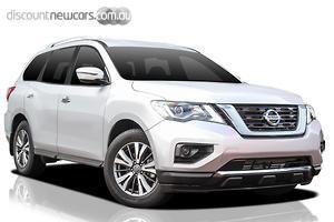 2020 Nissan Pathfinder ST R52 Series III Auto 4WD MY19