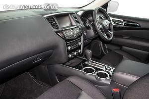 2019 Nissan Pathfinder ST R52 Series III Auto 4WD MY19