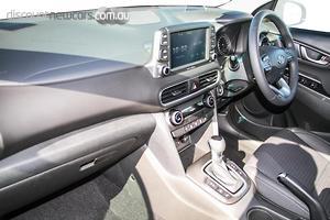 2019 Hyundai Kona Highlander Auto 2WD MY19