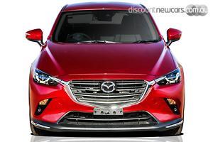 2019 Mazda CX-3 sTouring DK Manual FWD