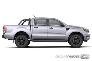 2021 Ford Ranger Sport PX MkIII Manual 4x4 MY21.25 Double Cab