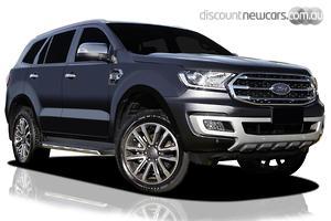 2019 Ford Everest Titanium UA II Auto 4WD MY19.75