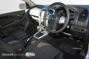 2019 Isuzu MU-X LS-U Auto 4x2 MY19