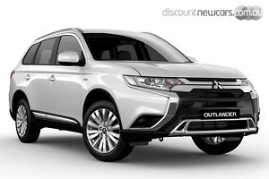 2019 Mitsubishi Outlander ES ADAS ZL Auto AWD MY20