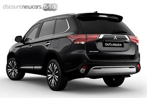 2019 Mitsubishi Outlander Exceed ZL Auto AWD MY20